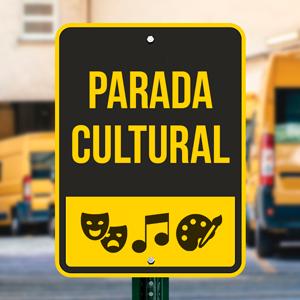 Parada Cultural # 9 -👉 Actividades de octubre