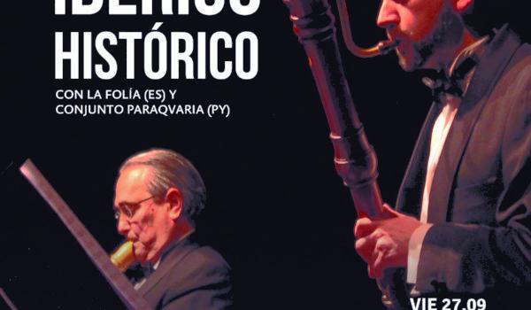 """TALLER DE MÚSICA BARROCA """"REPERTORIO IBÉRICO HISTÓRICO"""""""