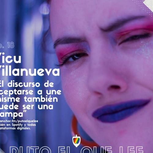 Ep. 18: Todo lo que un ukelele puede decir con Vicu Villanueva.