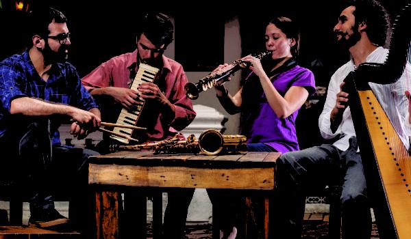 Conversatorio y Concierto : Juanjo Corbalán Cuarteto