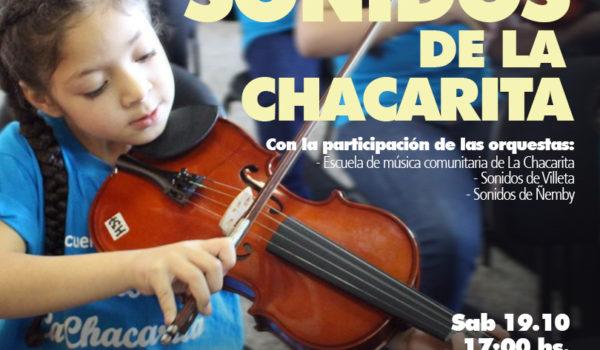 """Gala de la escuela de música """"Sonidos de la Chacarita"""": folklore y música clásica"""