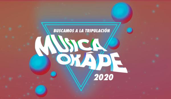 MÚSICA OKÁPE SELECCIONA A SEIS ARTISTAS PARA FORMAR PARTE DE UN EXTENSO PROGRAMA DE APOYO A LA MÚSICA